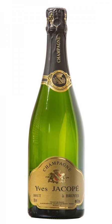 Champagne Yves Jacopé