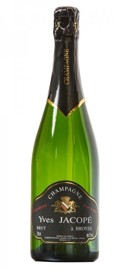 Champagne Yves Jacopé